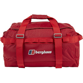Berghaus Expedition Mule 60 Holdall, red dahlia/haute red